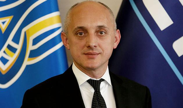 Олег Собуцкий, фото ФК Агробизнес