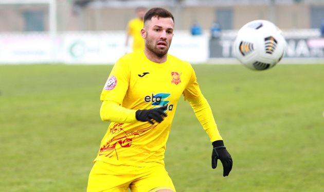 Денис Балан, ФК Ингулец