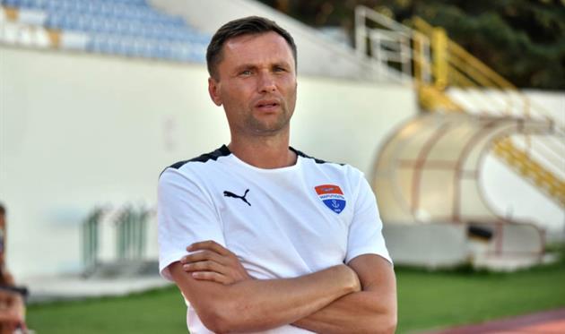 Остап Маркевич, фото Мариуполь