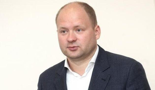 Иван Надеин, фото ФК Верес