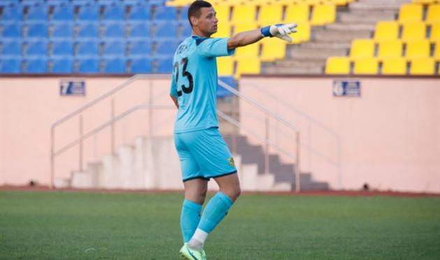 Александр Рыбка, фото ФК Металлист