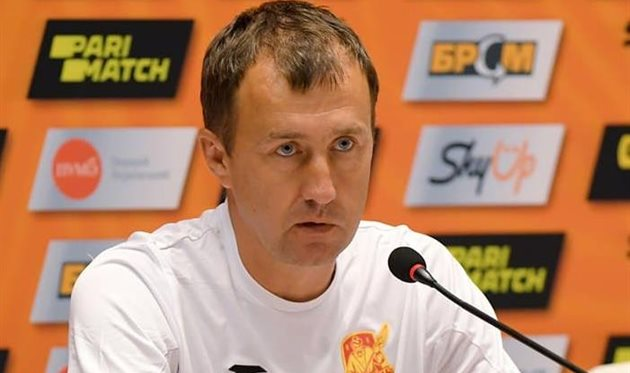 Сергей Лавриненко, фото ФК Шахтер Донецк