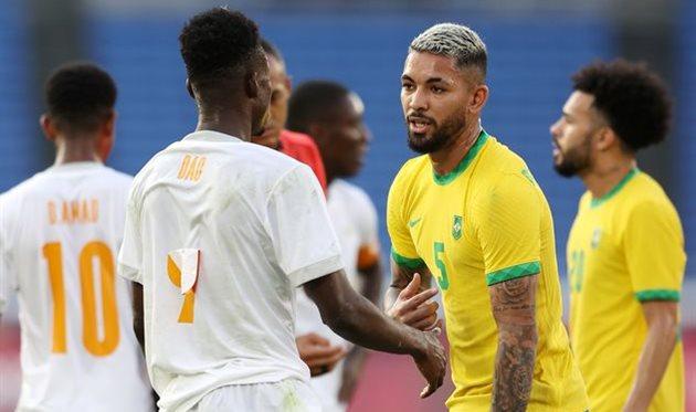 Бразилия — Кот д'Ивуар, Getty Images