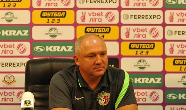 Виктор Ульяницкий, фото Ворскла