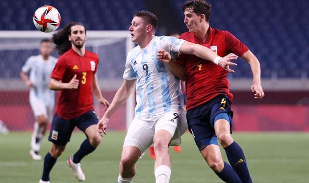 Испания - Аргентина. Фото Getty Images