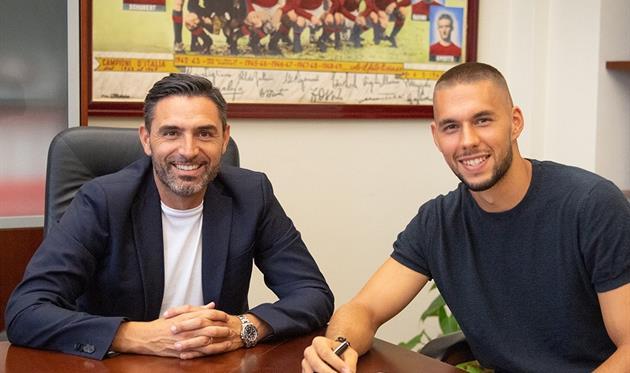 Марко Пьяца (справа), фото Торино