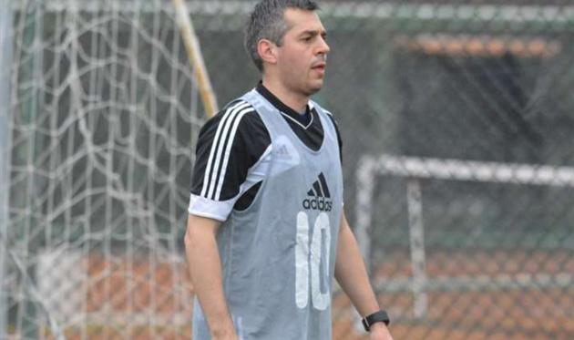 Ярослав Козык, фото УАФ