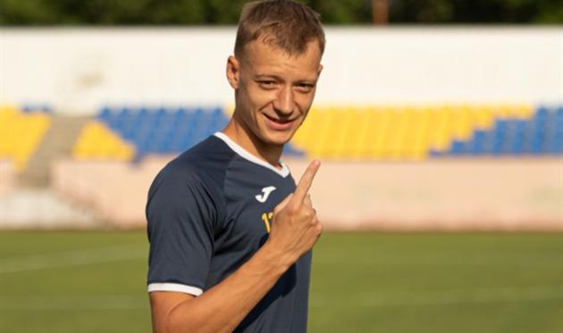 Евгений Подлепенец, фото ФК Металлист