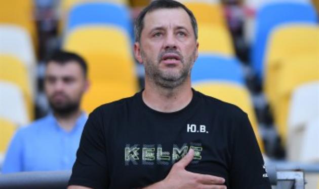Юрий Вирт, фото Динамо