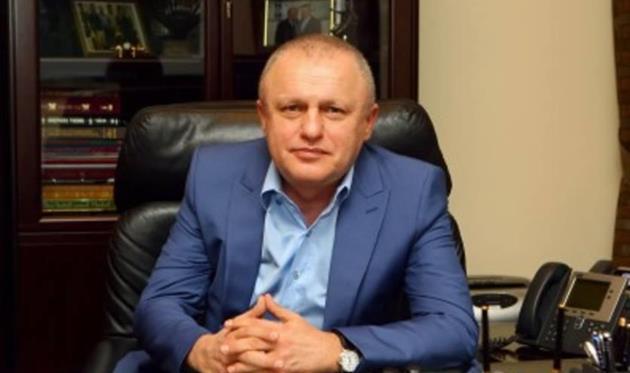Игорь Суркис. Фото ФК Динамо