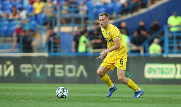 Андрей Ралюченко, фото ФК Металлист