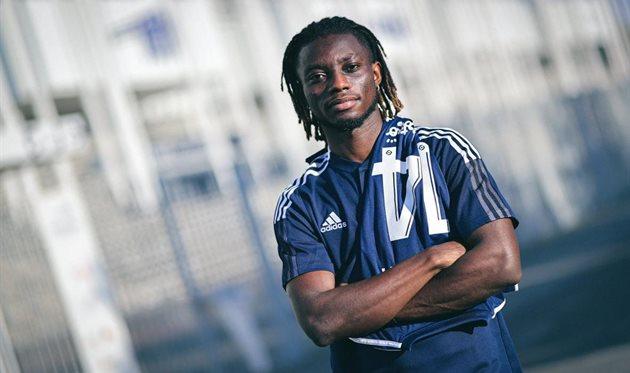 Гидеон Менса, фото ФК Бордо