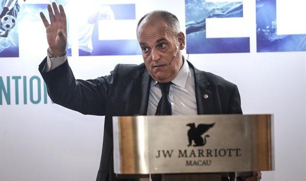 Хавьер Тебас, Getty Images