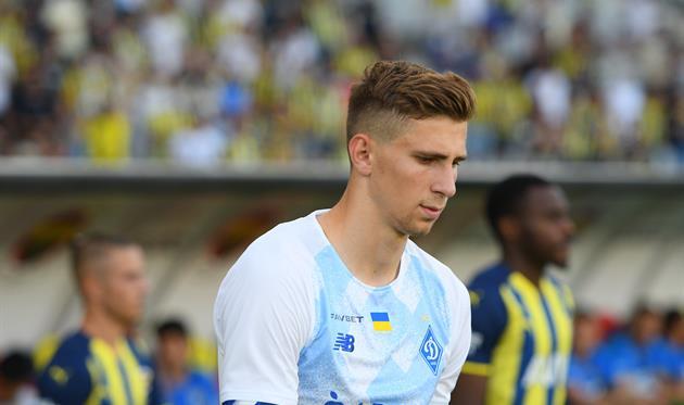 Илья Забарный, ФК Динамо Киев