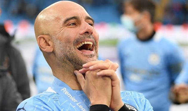 Хосеп Гвардиола. Фото Getty Images