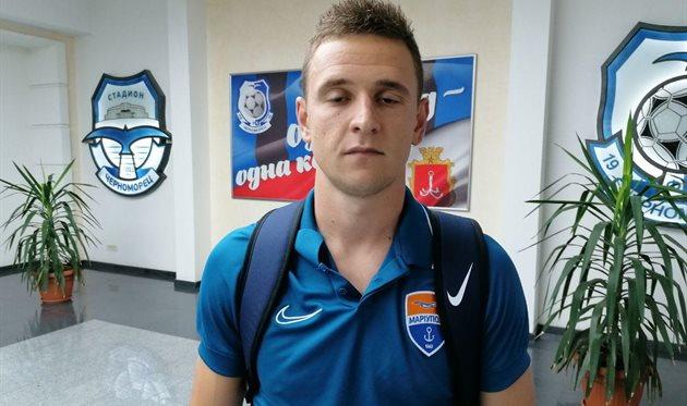 Сергей Горбунов, фото Football.ua