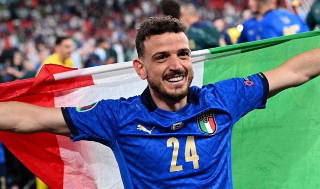 Алессандро Флоренци. Фото Getty Images