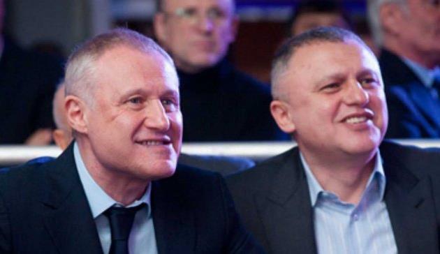 Григорий и Игорь Суркисы, Prsport