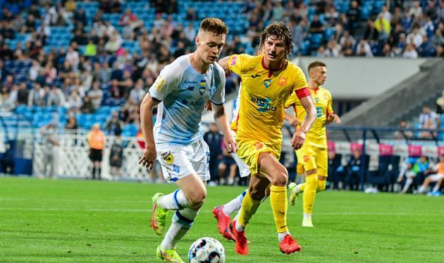 Ингулец — Динамо Киев 1:1 Видео голов и обзор матча