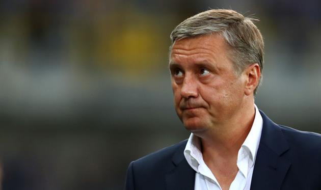 Хацкевич объяснил, почему Яремчук не заиграл в Динамо