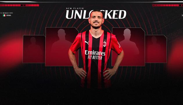 Официально: Милан арендовал Флоренци с правом выкупа