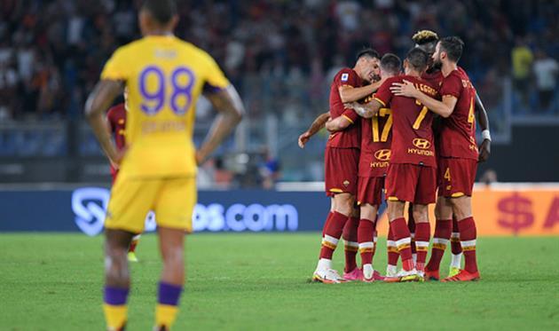Рома - Фиорентина, Getty Images