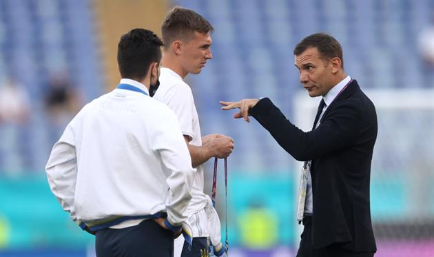Шевченко: Мы показали, что сборная может делать болельшиков счастливыми