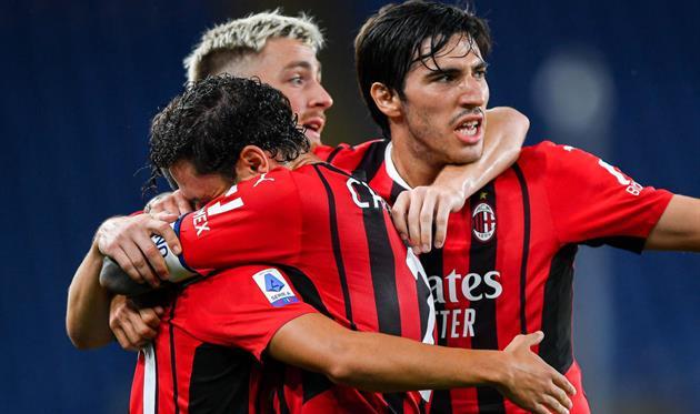 Милан минимально обыграл Сампдорию