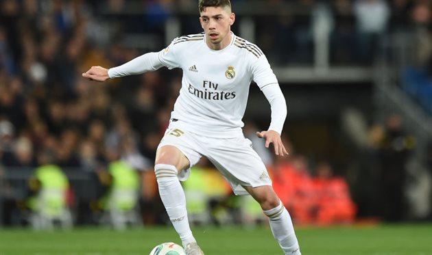 Реал продлил контракт с Вальверде