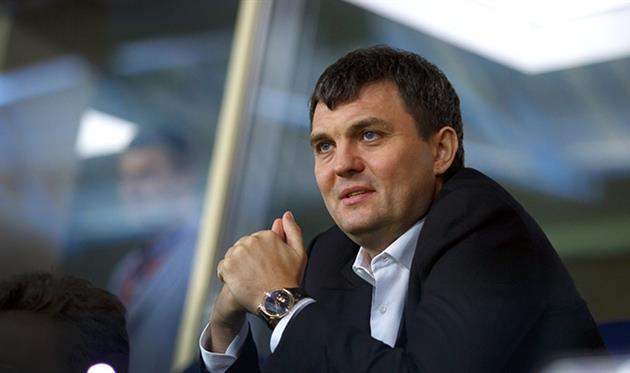 Евгений Красников, фото Металлист