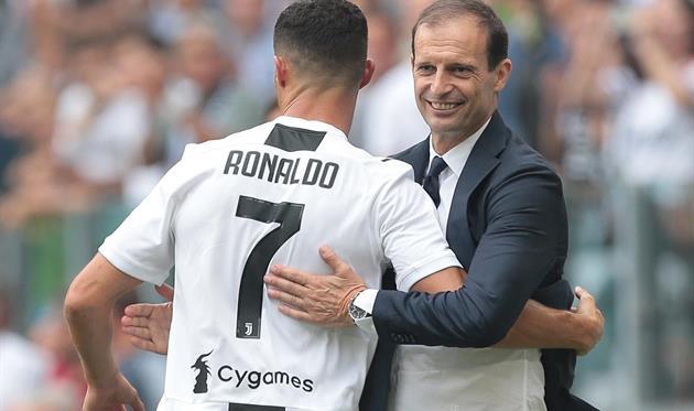 Аллегри подтвердил, что Роналду хочет уйти из Ювентуса
