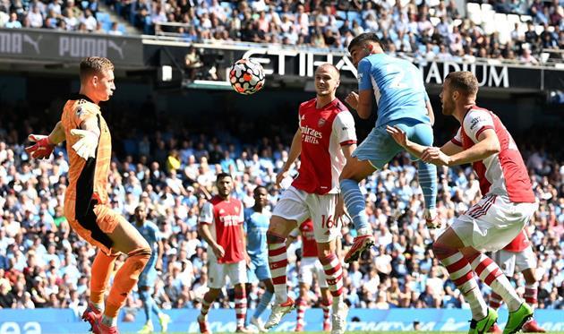 Манчестер Сити - Арсенал, Getty Images