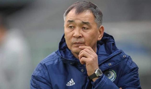 Наставник сборной Казахстана заразился коронавирусом перед матчем с Украиной