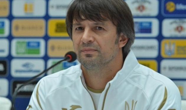 Александр Шовковский, фото УАФ