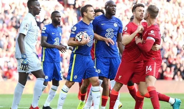 Ливерпуль - Челси, Getty Images