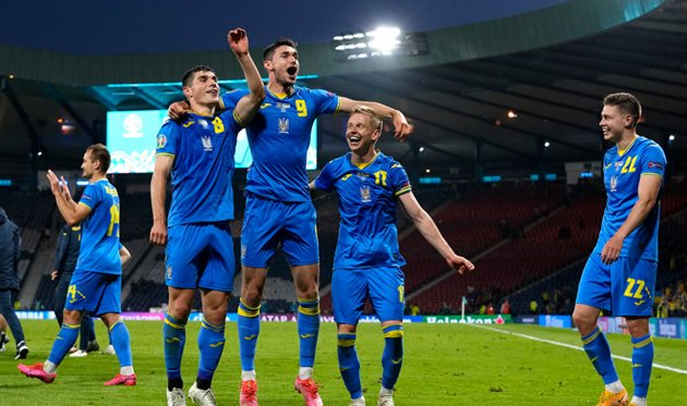 Матчи недели: Украина в отборе на чемпионат мира-2022 и Италия после триумфа