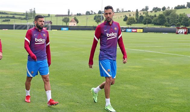 Барселона зарегистрировала Агуэро в Ла Лиге — Альба и Бускетс пошли на снижение зарплат
