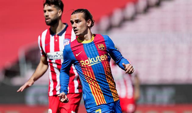 Барселона и Атлетико согласовали аренду Гризманна