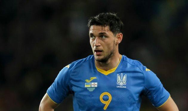 Яремчук забил шикарный гол на 92-й секунде матча с Казахстаном