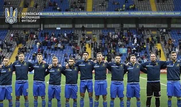 Казахстан — Украина 2:2 Видео голов и обзор матча