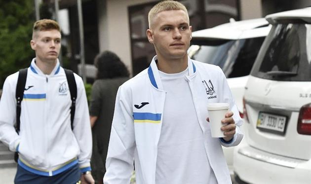 Буяльский пропустит матч с Францией
