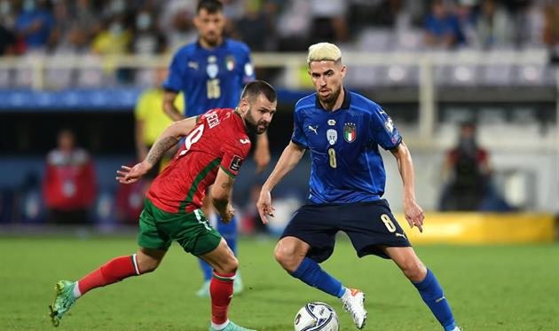 Италия оступилась в матче с Болгарией, разгромы от Англии и Бельгии и уверенный триумф Германии