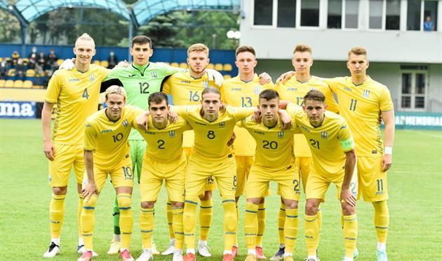 Сборная Украины U-21, УАФ
