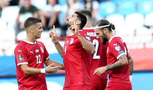 Игроки сборной Сербии, World Cup