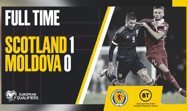 Шотландия — Молдова, twitter.com/ScotlandNT