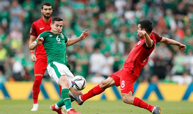 Ирландия - Азербайджан, Getty Images