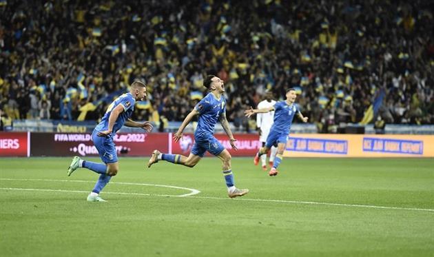 Шапаренко стал лучшим игроком матча Украина — Франция по версии Whoscored