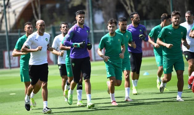 Игроки сборной Марокко, frmf.ma