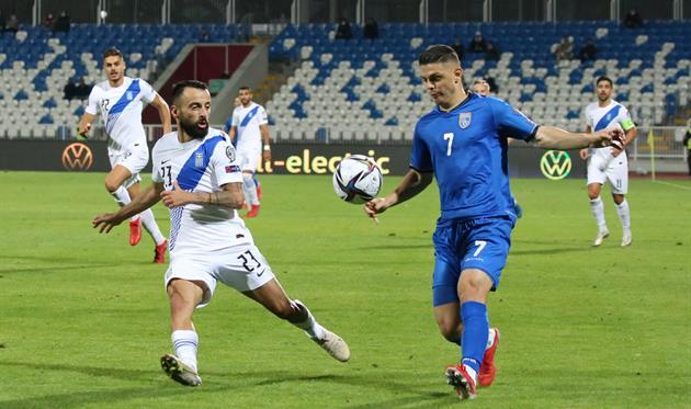 Косово - Греция, ffk-kosova.com