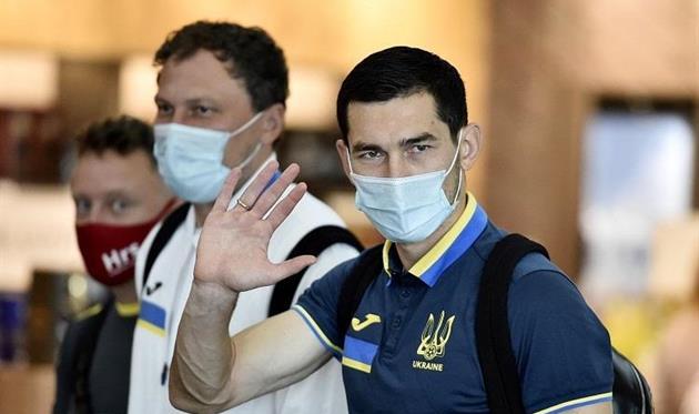 Тарас Степаненко. Фото УАФ